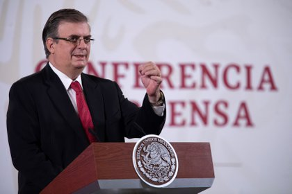 Imagen de archivo (Foto: EFE/Presidencia de México)