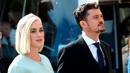 Katy Perry y Orlando Bloom se casan el año próximo (Shutterstock)