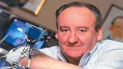 Héctor Ricardo García, el gran creador de Crónica TV