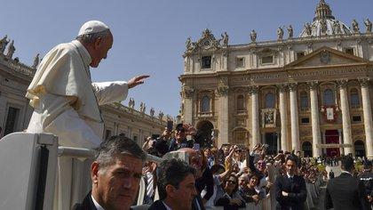 El papa Francisco pidió el cese de la violencia en Nicaragua (AFP)