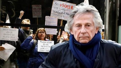 La figura de Roman Polanski despierta repudio a parte de la sociedad francesa