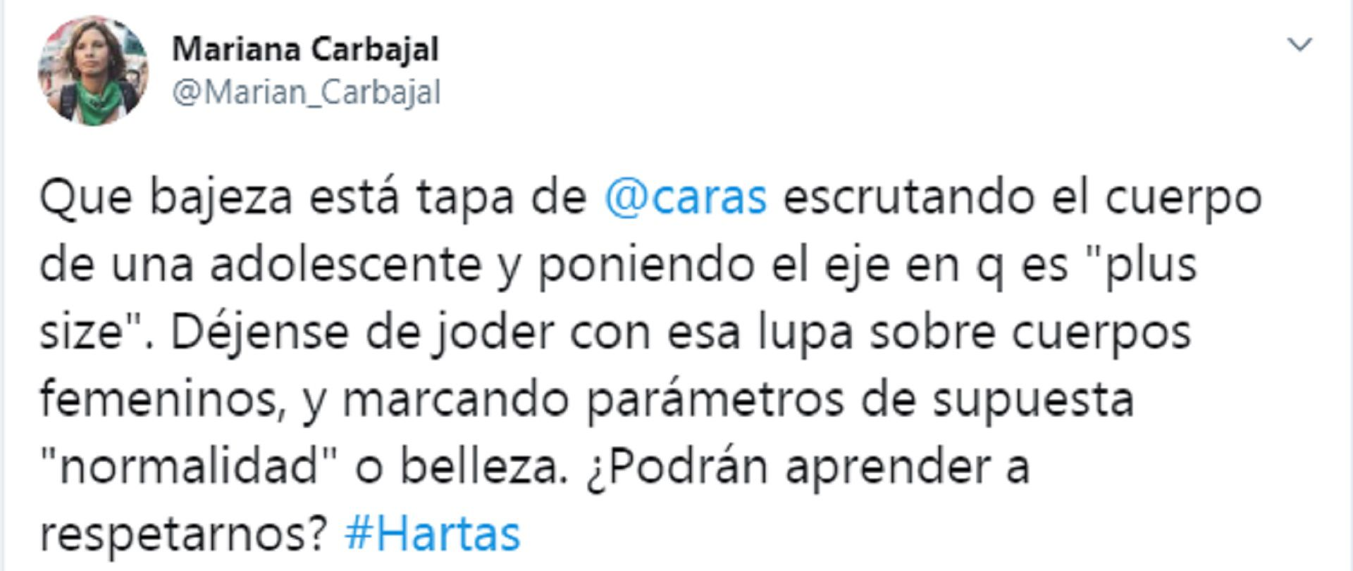 criticas revista caras hija maxima