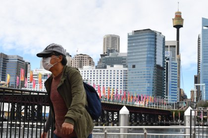 Australia levantó el toque de queda en Melbourne ante la remisión de la pandemia EFE
