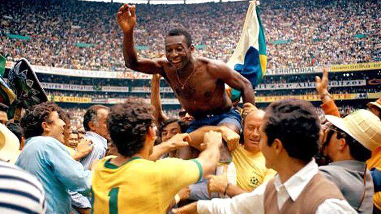 Brasil en el Mundial de 1970