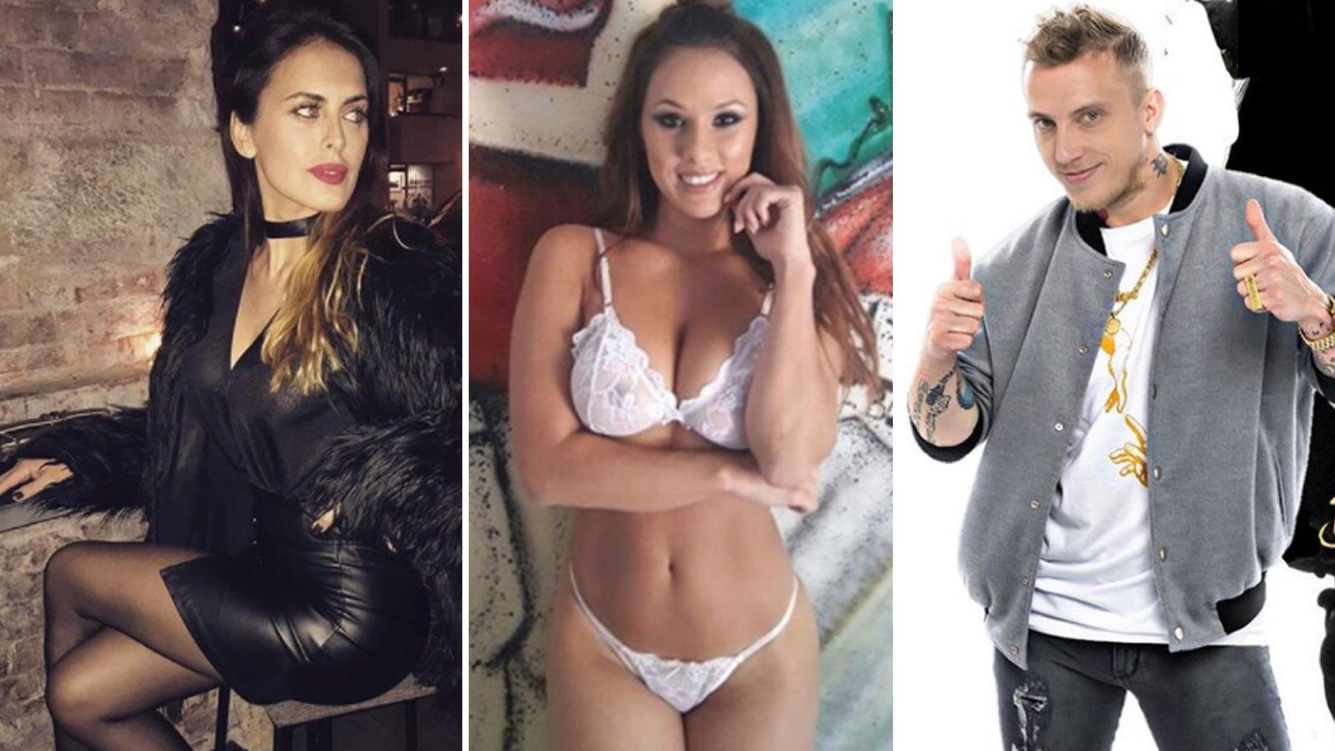Durante la relación con Silvina Luna, El Polaco enfrentó los rumores de infidelidad con Barby Silenzi