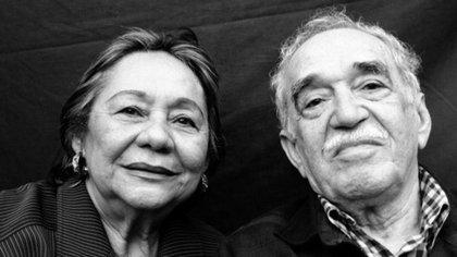 Mercedes Barcha fue la musa y sostén de García Márquez
