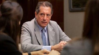 Miguel Pesce, presidente del BCRA (María Amasanti/Bloomberg)