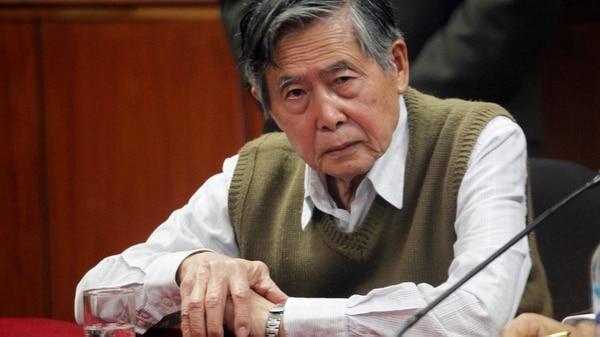 El ex presidente de Perú Alberto Fujimori (Reuters)