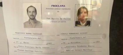 Ventaneando obtuvo las amonestaciones pre matrimoniales (Foto: Captura de Pantalla Ventaneando)