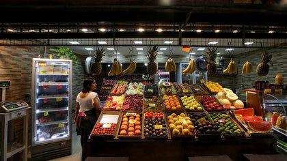 Entre las frutas y verduras se concentran las subas y bajas más importantes de la medición