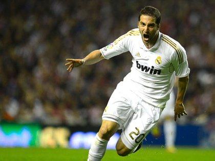 El argentino brilló en el Real Madrid (Reuters)