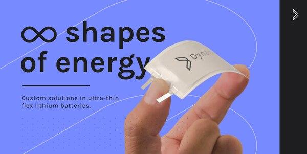 Son baterías de litio ultra delgadas pensada para internet de las cosas y wearables.