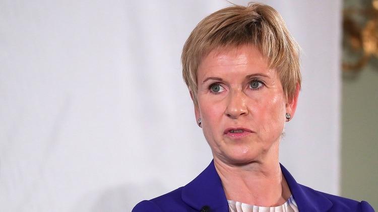Susanne Klatten, multimillonaria y presidenta de SGL Carbon SEBloomberg