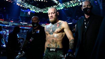 Conor McGregor tendrá que esperar seis meses antes de volver a pelear (Foto: @ufc)