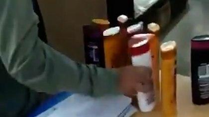 La mujer no fue denunciada y se retiró del lugar tras devolver todos los productos