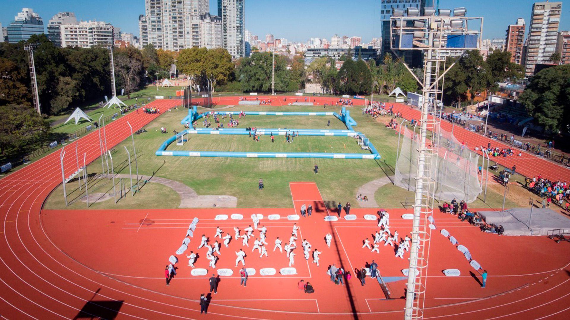 Los atletas olímpicos volverán a entrenar bajo un estricto protocolo de seguridad