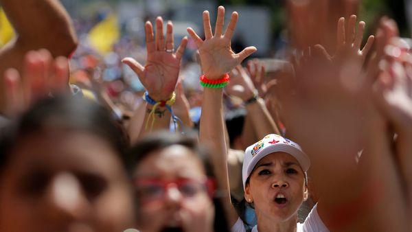 La oposición venezolana marchará este viernes para pedir a las Fuerzas Armadas el respeto de la Constitución