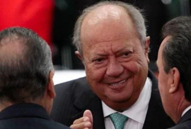 El líder petrolero, Carlos Romero Deschamps (Foto: Especia)