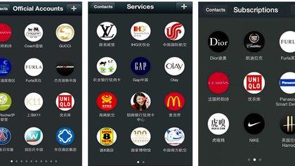 Un importante número de marcas reconocidas a nivel mundial se han asociado con la app china para capitalizar el acceso a más de 700 millones de usuarios mensuales