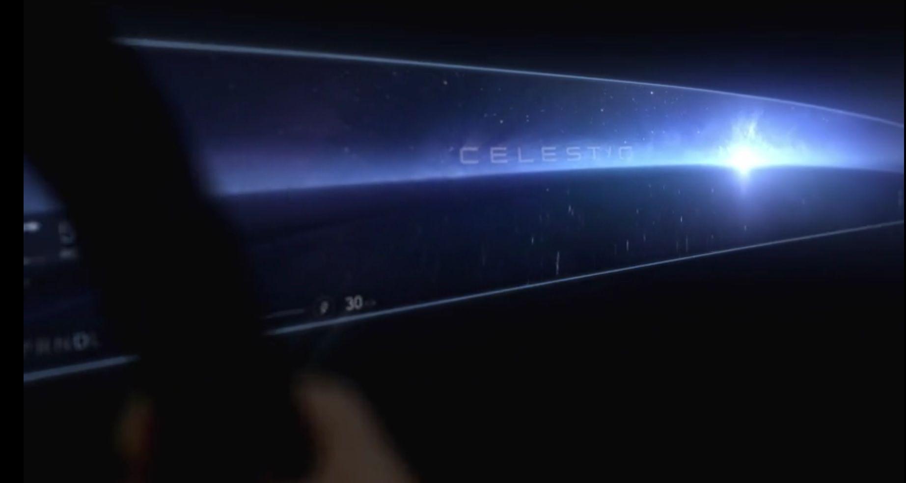 General Motors Cadillac Celestiq CES 2021