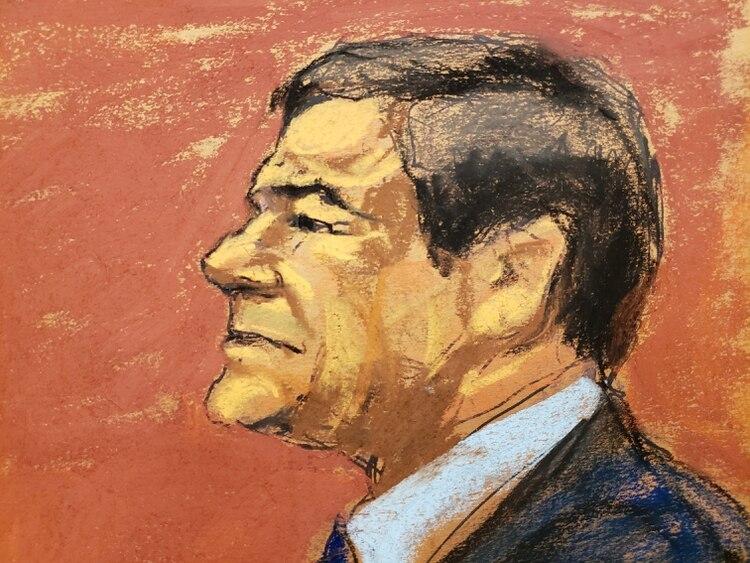 """El Chapo"" Guzmán enfrenta cadena perpetua. (Foto: REUTERS/Jane Rosenberg)"