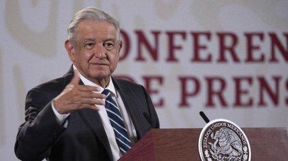 El presidente acusa intereses políticos detrás de las protestas (Foto: Presidencia de México)
