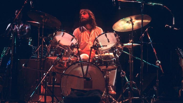 Dennis Wilson, baterista de los Beach Boys (Shutterstock)