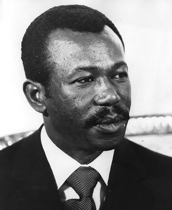 Mengistu Haile Mariam, ex Presidente de la República Democrática Popular de Etiopía (Wikipedia)
