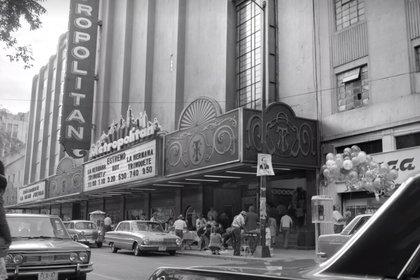 El teatro Metropólitan es uno de los recintos de espectáculos más famosos en la CDMX (Captura de pantalla/Netflix)