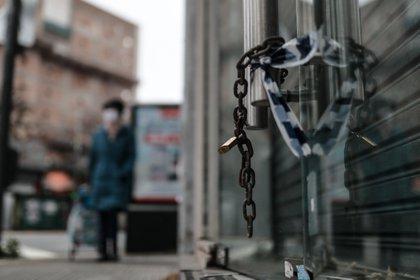 Los negocios que no volverán a abrir sus persianas luego de la pandemia serán más de 27.000 (EFE/Juan Ignacio Roncoroni)