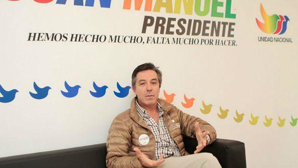 Acusan al ex gerente de campaña del presidente Santos de recibir 100 mil dólares de Odebrecht