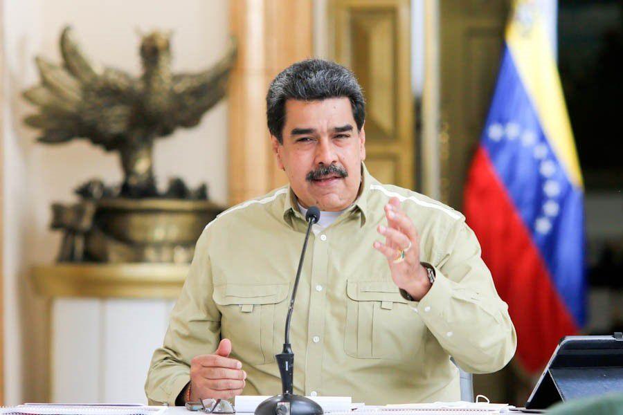 06/07/2020 El presidente de Venezuela, Nicolás Maduro POLITICA SUDAMÉRICA VENEZUELA PRENSA PRESIDENCIAL DE VENEZUELA