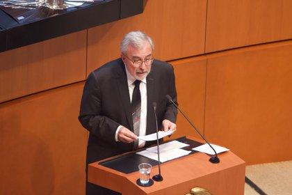 El senador por Morena, Rubén Rocha Moya, no ha presentado sus declaraciones patrimoniales, de intereses y del ejercicio de impuestos federales desde hace más de 30 meses (Foto: Andrea Murcia/ Cuartoscuro)