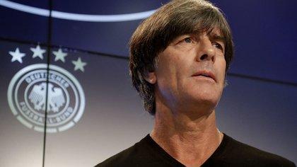 Joachim Löwha decidido prescindir de tres figuras de la selección de Alemania (AP)
