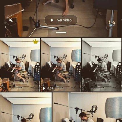 Alborán se encuentra en la preparación de nuevos temas musicales (Foto: Instagram @PabloAlboran)