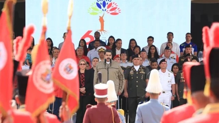 Maduro también llamó al chavismo a movilizarse este sábado