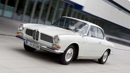 El BMW 3200 fue el primer modelo dibujado por Giugiaro para una marca alemana.