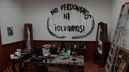 En la Ciudad de México, las mujeres irrumpieron desde el pasado 3 de septiembre. (Foto: Andrea Murcia / Cuartoscuro)