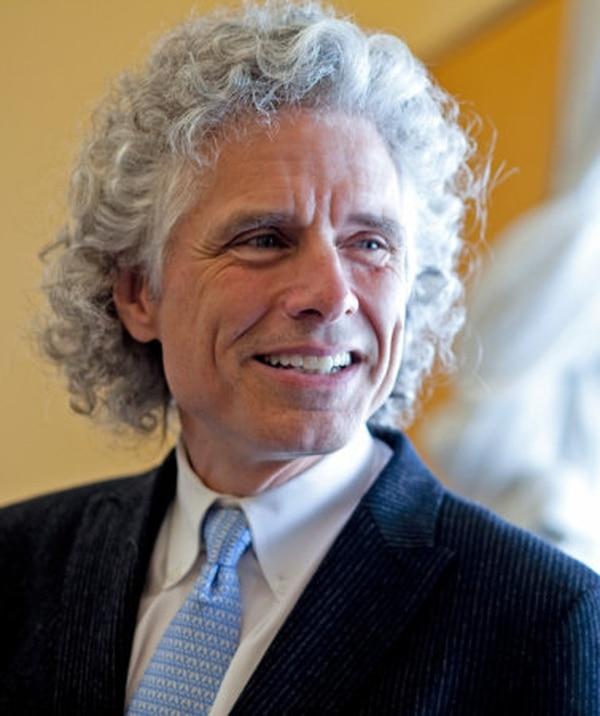 Steven Pinker volvió a fascinar a Bill Gates, que tenía como favorito su libro anterior.(Foto: Rose Lincoln)