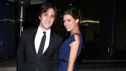 Así fue el romance de Diego Boneta y Michelle Salas en la vida real