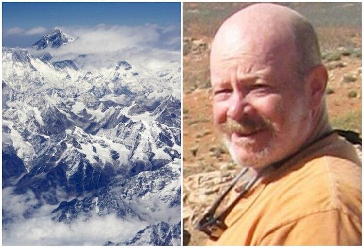 John Kulish murió mientras descendía el pico (Foto: Archivo/Steve Mestdagh-Flickr)