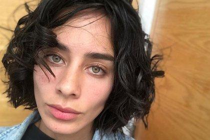 Esmeralda también mostró su nuevo corte de pelo (IG: esmepimentel)