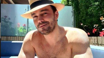 El actor venezolano volvió a estar en el centro de los rumores por su más reciente publicación. Foto: Instagram @lucianodalessandro