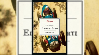 """Faster"" de Eduardo Berti"