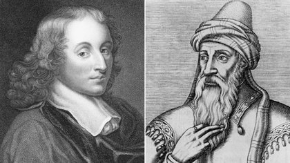 Blaise Pascal y Maimonides