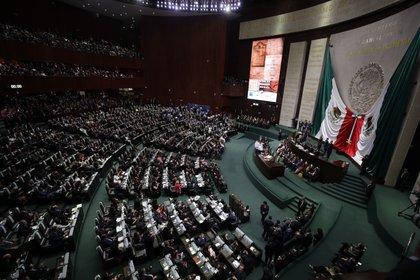 La Sección Instructora de la Cámara de Diputados revisará el expediente y determinará si hay elementos para procesarlo en San Lázaro (Foto: José Méndez/ EFE)