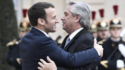 Último tango en París: el original pedido por la deuda argentina que combinó a Alberto Fernández, Emmanuel Macron y Marlon Brando