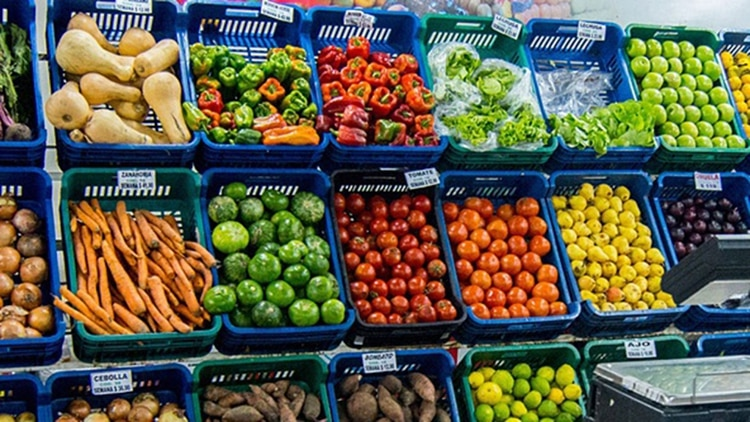 Los zapallitos fueron los alimentos donde se registraron las mayores brechas de precios