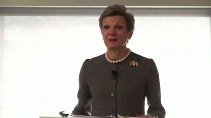 Loretta Preska, la jueza federal de Nueva York que quedó a cargo de la mayoría de los casos contra la Argentina tras la muerte de su par Thomas Griesa