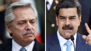 """Alberto Fernández: """"El problema de los derechos humanos en Venezuela fue desapareciendo"""""""